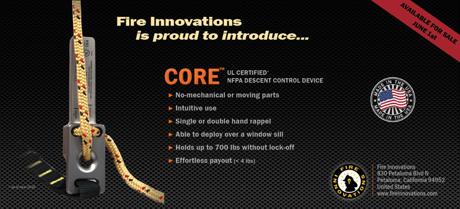 Fire Innovations Core Descender
